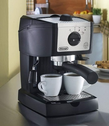 Cappuccino and Espresso Machines