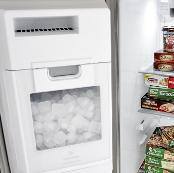 Kenmore 51763 Side by Side Refrigerator