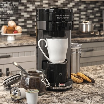 Single Serve K Cup Coffee Maker