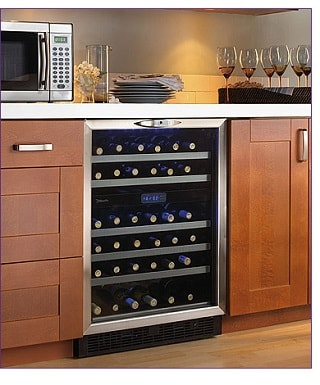 Built-In Wine Coolers