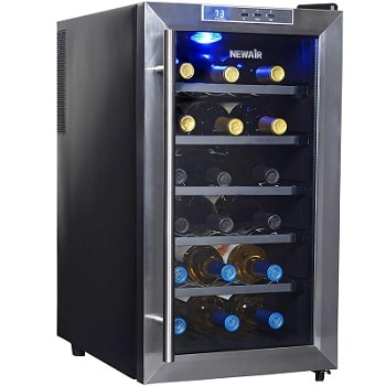 NewAir AW-181E Wine Cooler