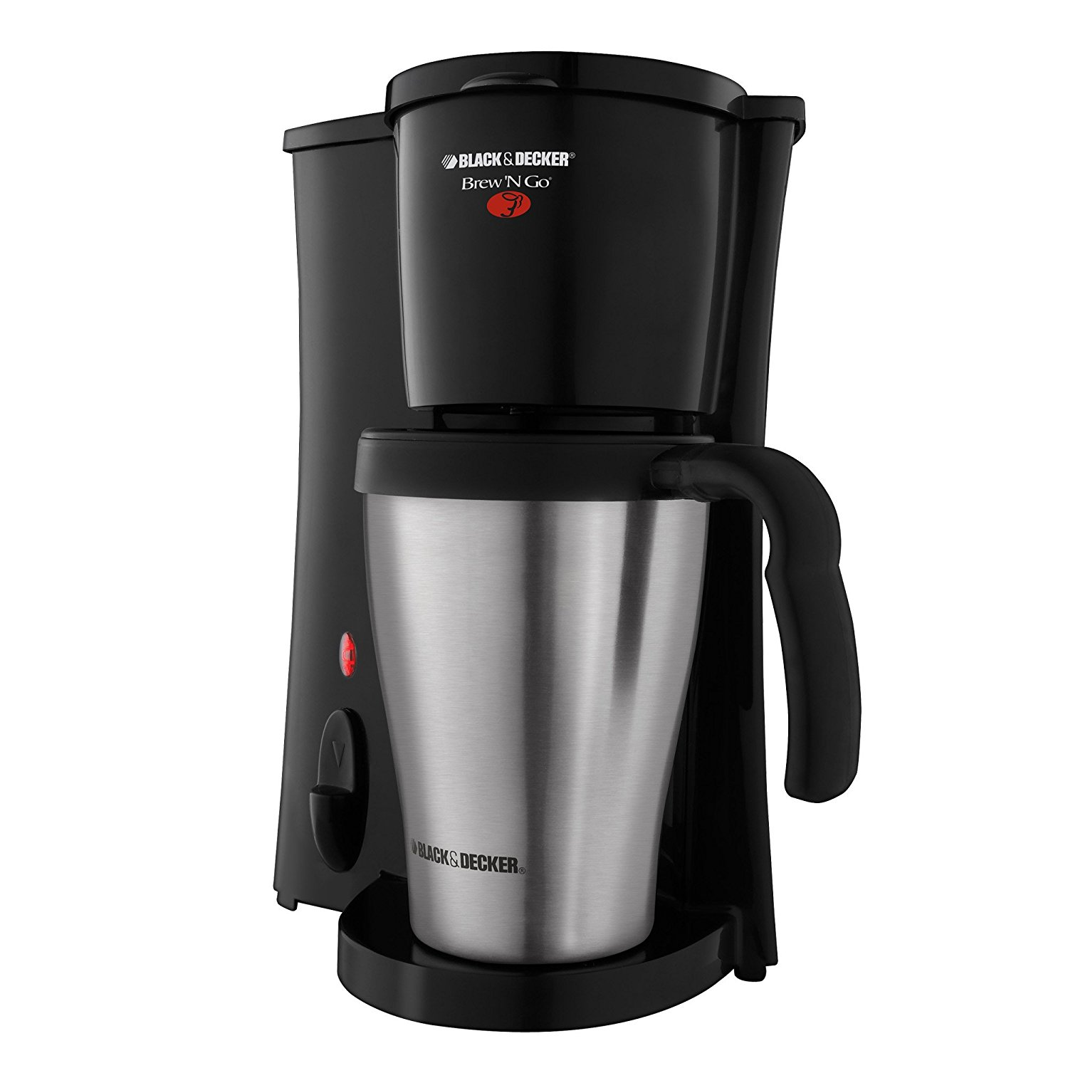 Black & Decker Brew 'n Go Single Cup Coffee Maker
