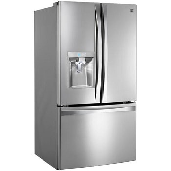 Kenmore 74093 Elite French Door Refrigerator