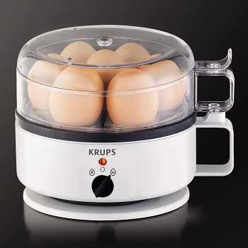 KRUPS F23070 Electric Egg Cooker
