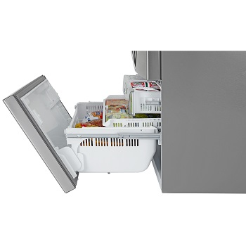 Kenmore 74093 Elite French Door Bottom Freezer Refrigerator