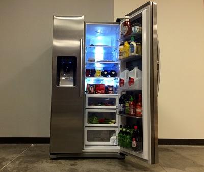 Samsung RH29H9000SR Side by Side Refrigerator