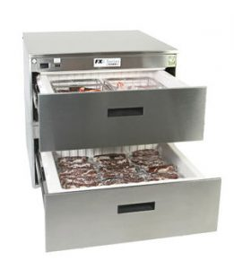 drawer freezer