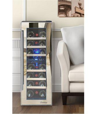 Vinotemp VT 21TSP-2Z Wine Cooler