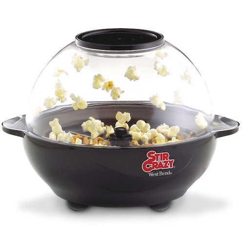 West Bend 82306 Stir Crazy Electric Popcorn Popper