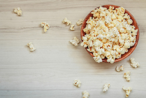 how does popcorn work explained
