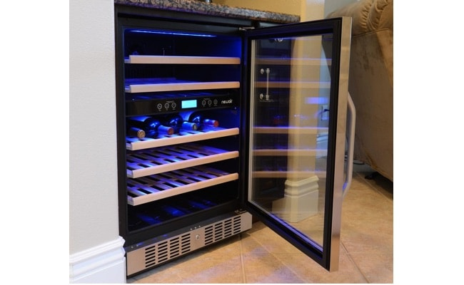Wine Cooler Cost To make the Best Deal