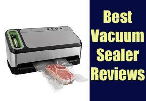Best Vacuum Sealer Reviews for Food