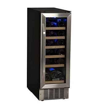 EdgeStar 18 Bottle Built-In Wine Cooler