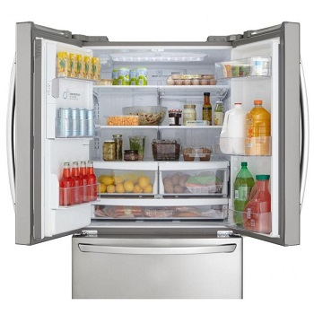 LG LFX28968ST French-Door Refrigerator Reviews